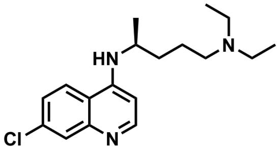 Chloroquine Skeletal