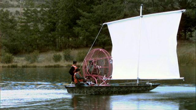Fan Sail