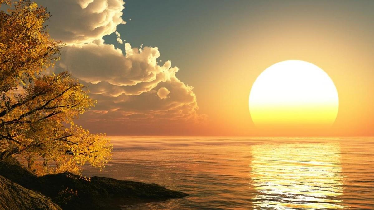 Beautiful view! Isn't it?