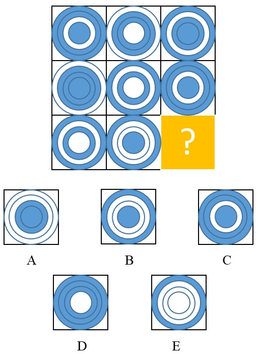 Pre School Worksheets : pattern recognition exercises solution ...