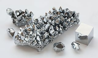 A typical Metal: Chromium[2]