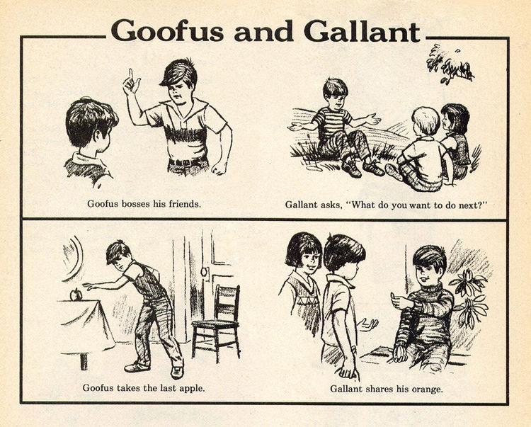 Goofus Gallant