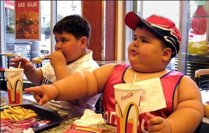 Obesity rates rise as processed foods become more commonplace